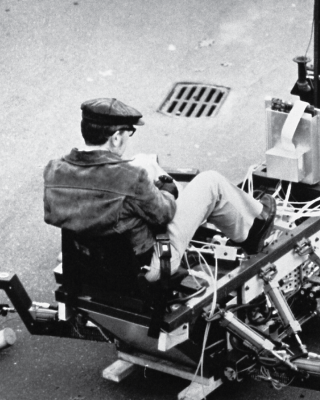 Image of Ivan Sutherland who developed the Trojan Cockroach at Carnegie Mellon University in the 1980s.