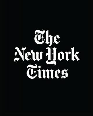 Image of New York Times logo.