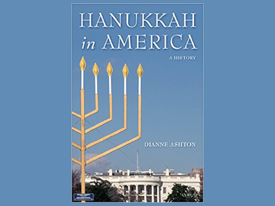 Hanukkah in America book cover