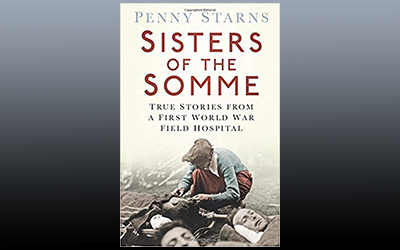 Book cover for Sisters of the Somme