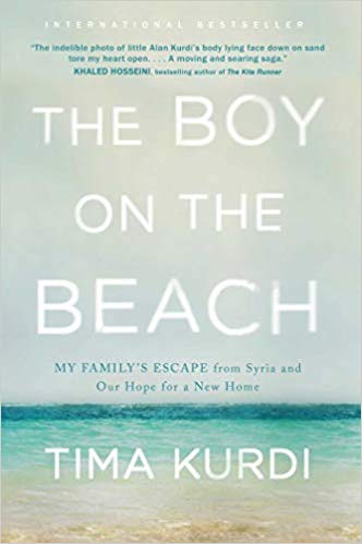 Book Cover for The Boy on the beach