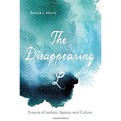 The Disappearing L Book Cover