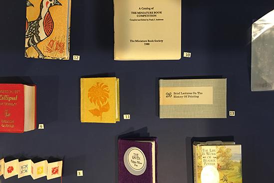 Exhibit: Miniatures and Micro-minis