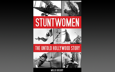 Book cover for Stuntwomen